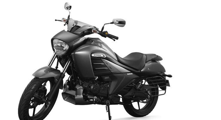 Suzuki Intruder (Bajaj Avenger rival) cruiser motorcycle now gets fuel injection