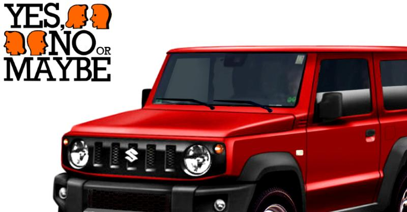 Maruti Jimny: Is it coming, or not coming? Here is how things are currently