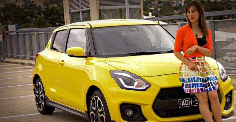 Maruti Suzuki Swift Sport reviewed; Affordable and hot