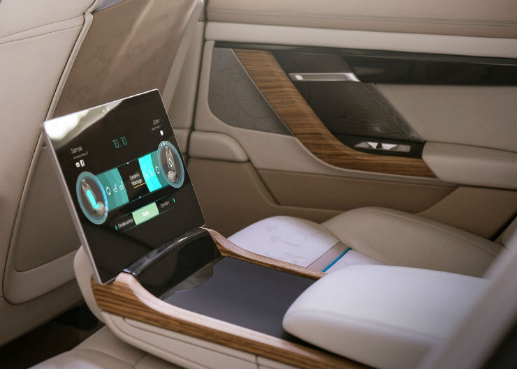 Tata Evision Concept Unseen Pictures