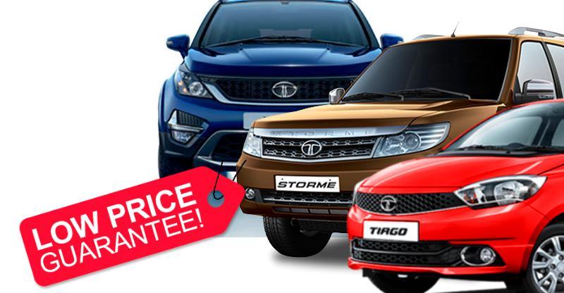 Tata Tiago, Tigor, Zest, Safari Storme & Hexa get MEGA March discounts
