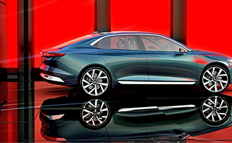 Tata Evision Sedan Concept Unveiled At The Geneva Motor Show