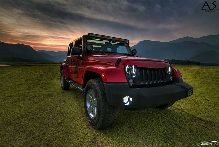 Mahindra Side By Side >> 10 gorgeously MODIFIED 'Jeeps' of India: Mahindra Thar to ...