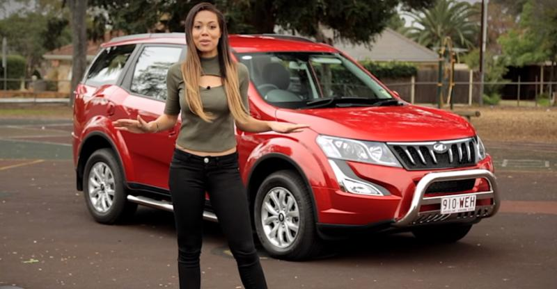 Mahindra XUV500: What the Australians think about a top-selling Indian SUV [Video]