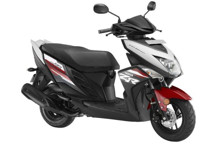 Yamaha Cygnus Ray-ZR gets new colour options; Challenges the Honda Activa-based Dio automatic scooter
