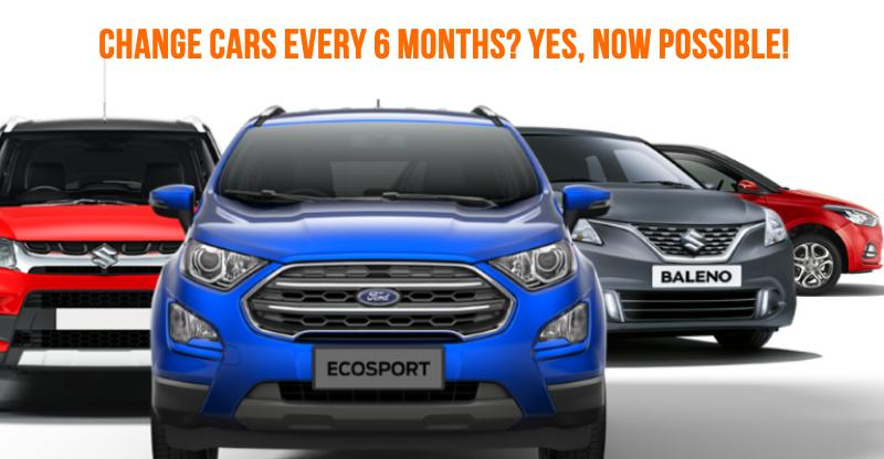 Car subcriptions instead of buying, now LIVE! Zoomcar Subscribe brings Baleno, Creta, Brezza, XUV & more