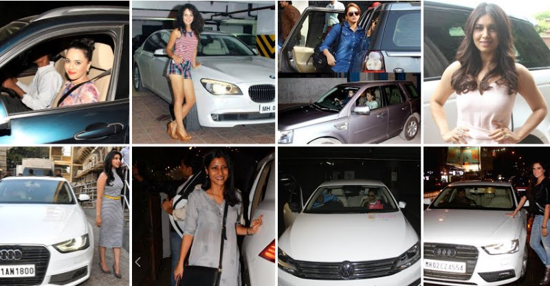 Unconventional Bollywood actresses & their cars: From Radhika Apte to Kangana Ranaut