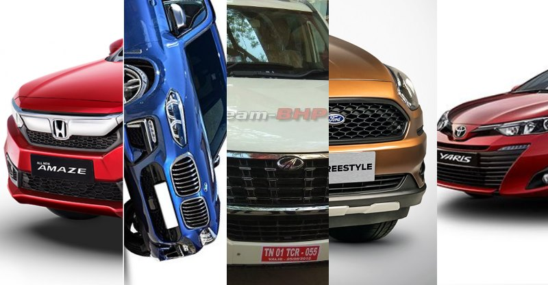5 Upcoming car launches in April: from Toyota Yaris to Mahindra XUV500
