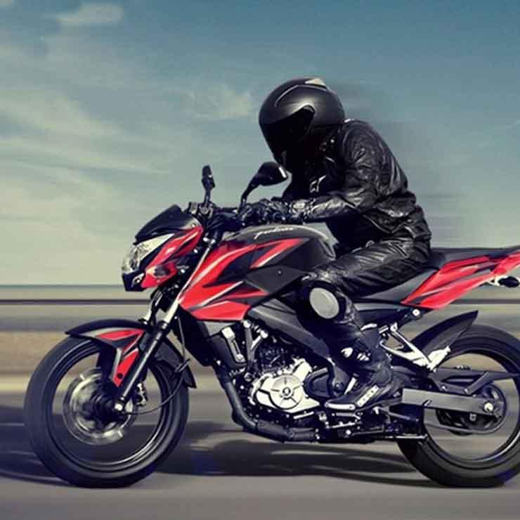 Next-gen Bajaj Pulsar motorcycle range in the works