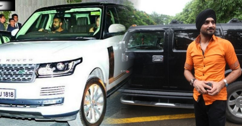 Virat Kohli to Dhoni, top Indian cricketers with their big SUVs