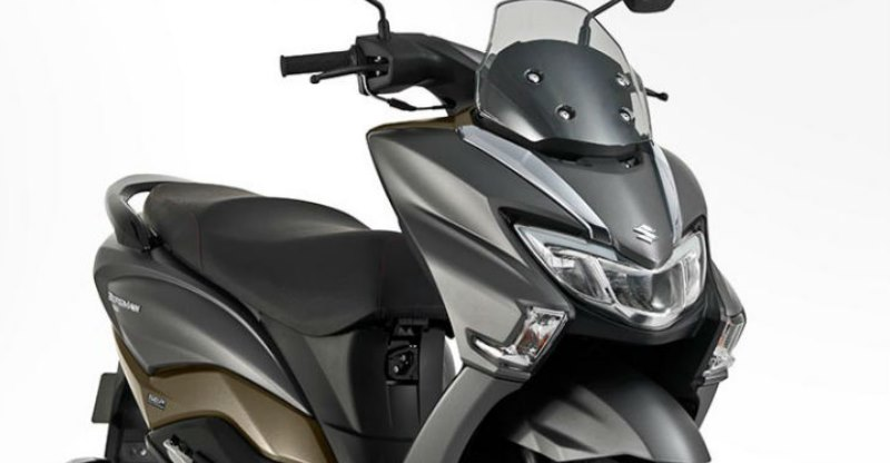 Suzuki Burgman scooter (Aprilia SR 125 rival) to launch in April