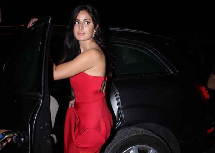 cars of katrina kaif audi q7
