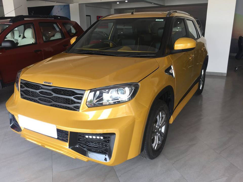 10 Dc Design Cars How They Look In The Real World Maruti Vitara