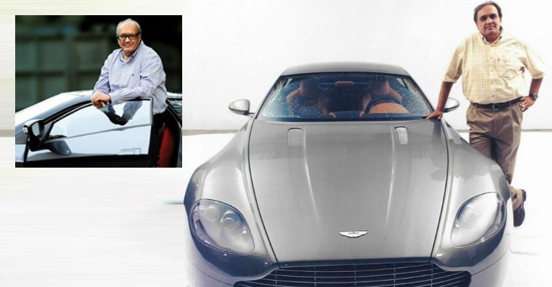 The cars Dilip Chhabria drives! From DC Avanti to BMWs and Mercedes