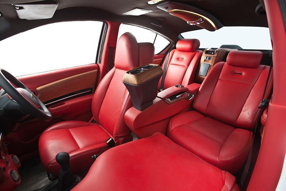 Red Interior Design Car Factomdb Com