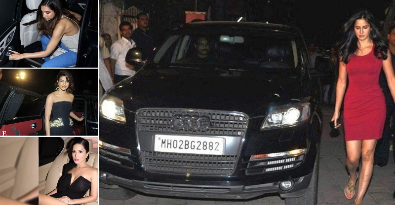 Hot Bollywood divas with HOTTEST cars: From Deepika Padukone to Sunny Leone