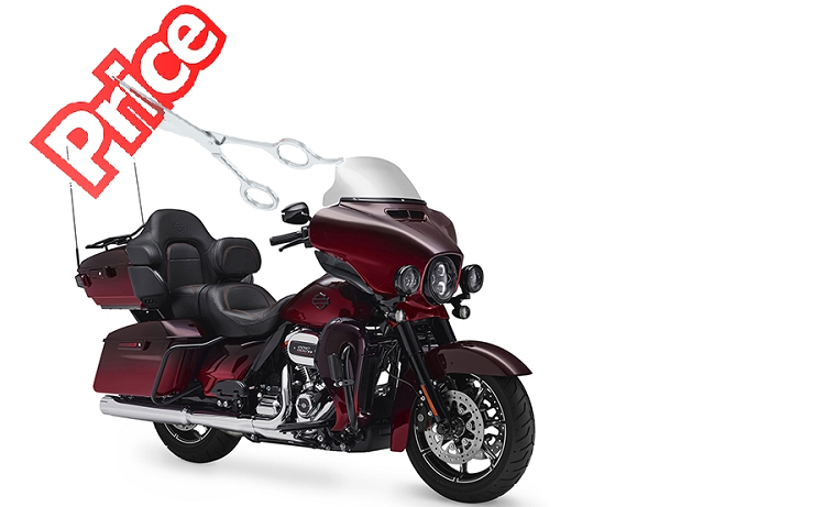 harley davidson price reduction images