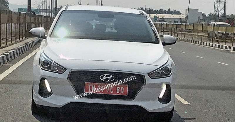 Hyundai i30 premium hatchback spied in India: What's it doing here