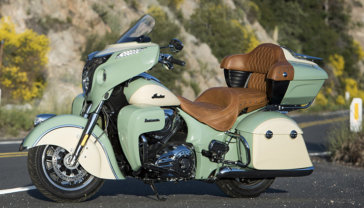 Indian Motorcycle Price in India