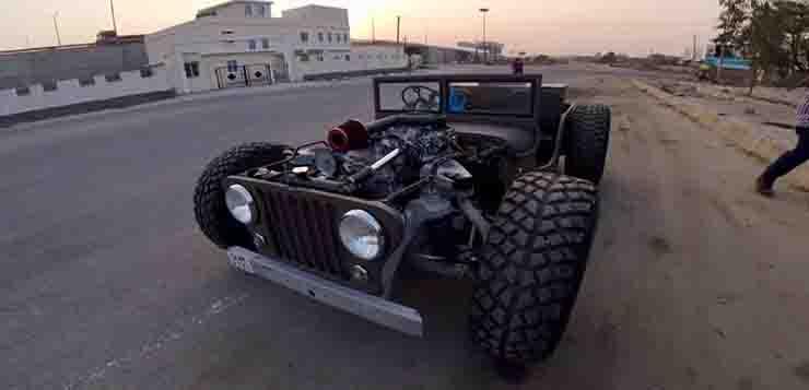 jeep rod hyderabad image
