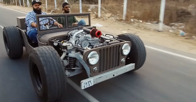 This Jeep Rod induces serious want!