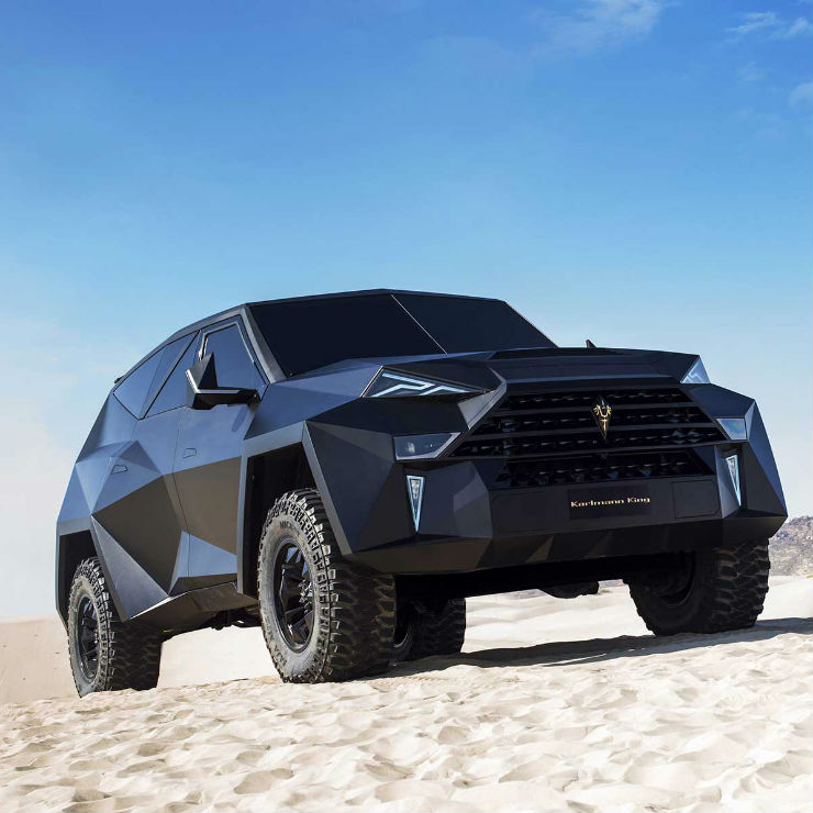 Karlmann King: World's Most Expensive SUV Makes The