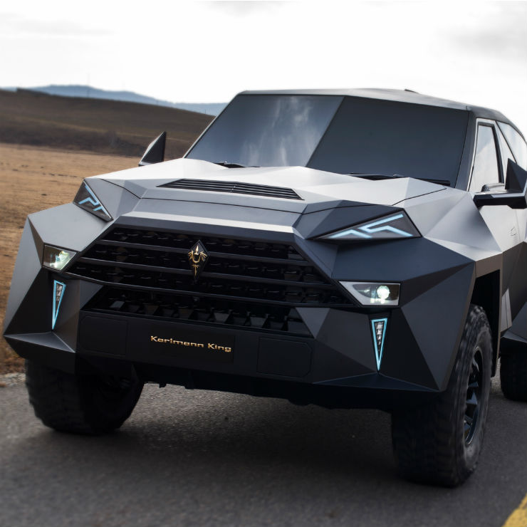 Karlmann King: World's most expensive SUV makes the Ambanis' Bentley Bentayga seem cheap