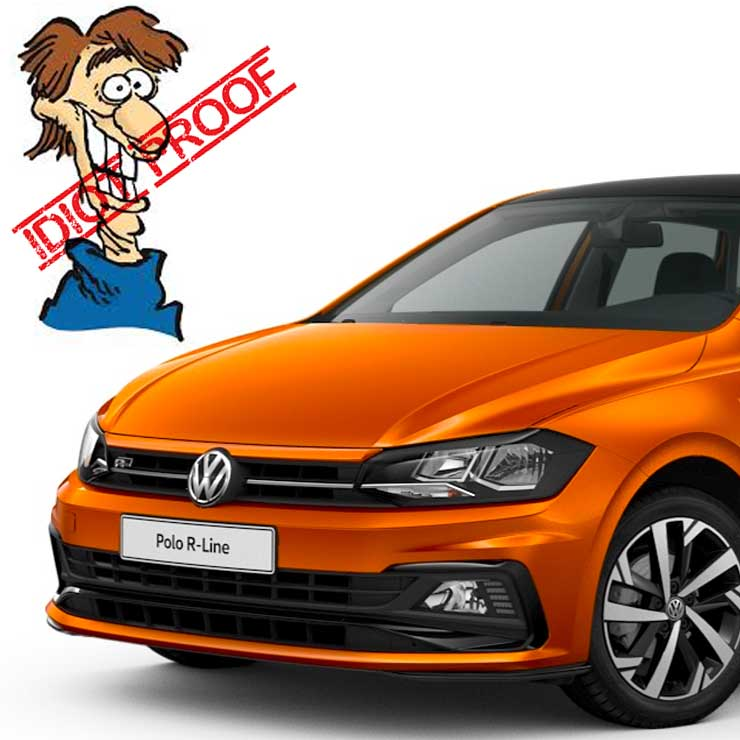 2018 Volkswagen Polo TVC is out: Idiot-proof car!