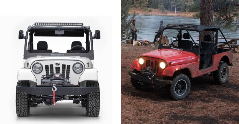 Mahindra Roxor Off-roader unveiled in US (No, this is not a Thar!)