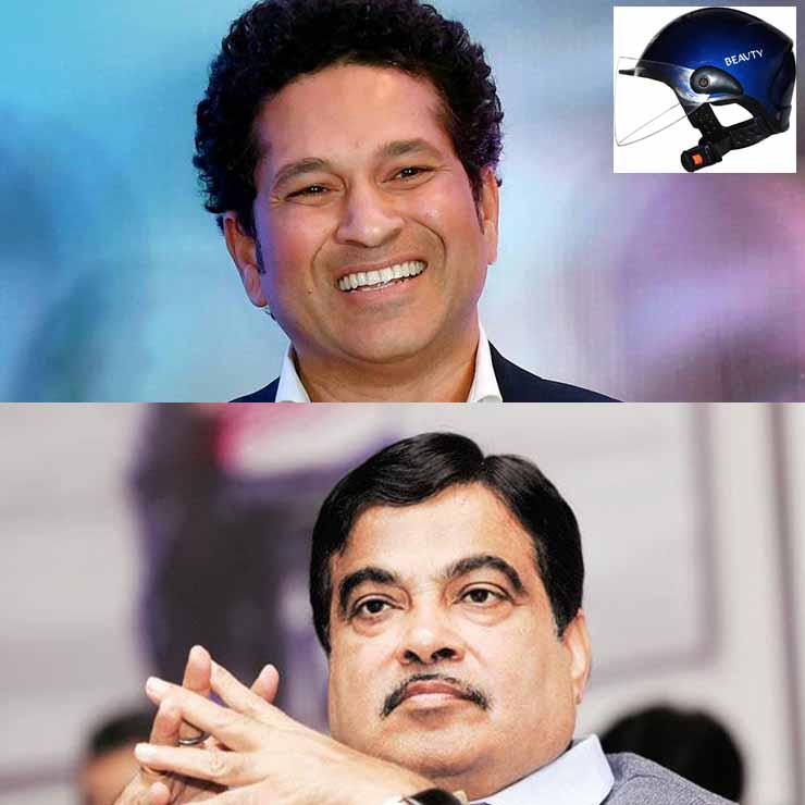Sachin Tendulkar to Nitin Gadkari: Act against fake/non-ISI crash helmet makers