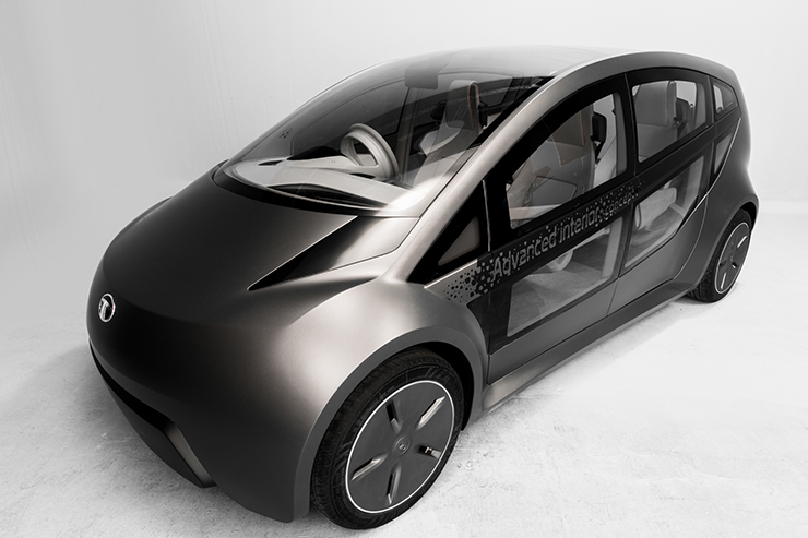 tata connectnext concept