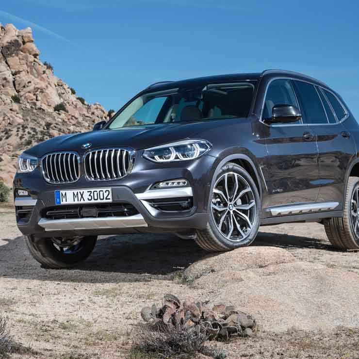 New 2018 BMW X3 India Launch On April 19
