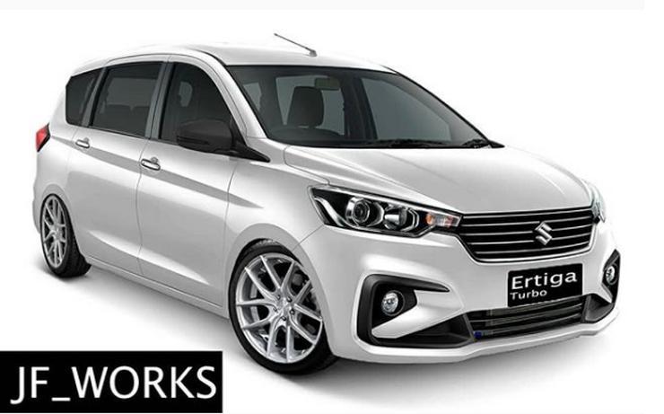 Sporty new Maruti Ertiga Turbo: What it'll look like