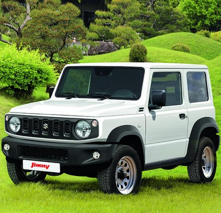 Top 10 Upcoming Cars In India 2019 Price In India And: Suzuki Jimny Compact SUV's Official Unveil Date Revealed