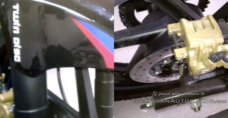 Facelifted Bajaj Pulsar 150 motorcycle reaches dealerships