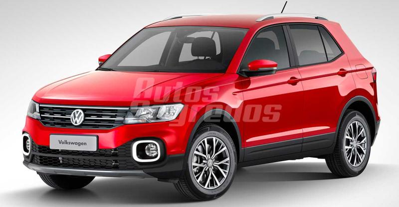 Hyundai Creta-rivaling Volkswagen T-Cross compact SUV: What it'll look like