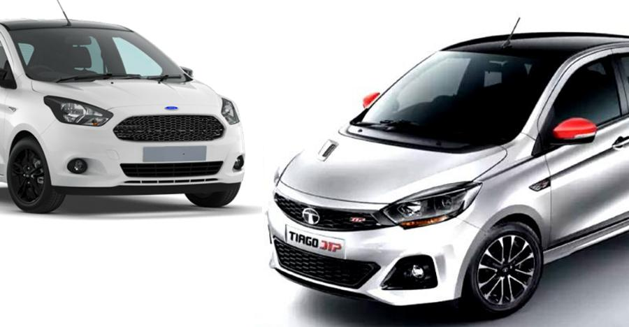 4 'enthusiast' cars under Rs. 10 lakhs that will be launched soon – From Tata Tiago JTP to Ford Figo S