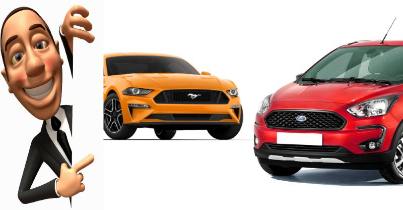 6 new Ford cars & SUVs: From Ford Freestyle to updated Endeavour, Mustang & more