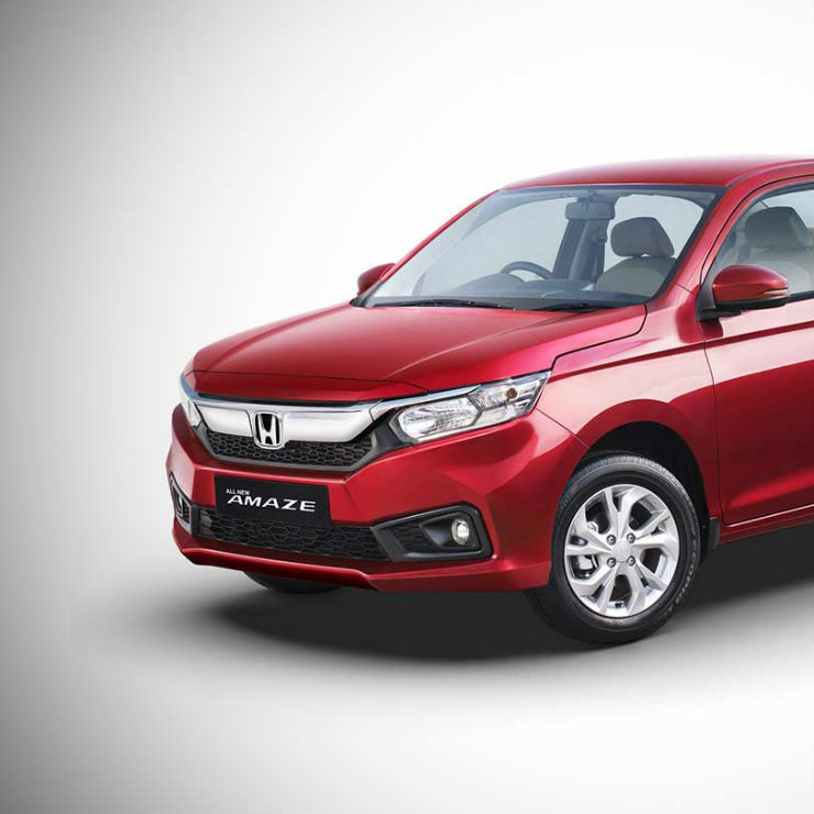 New Honda Amaze Selling Faster Than Even The City In India