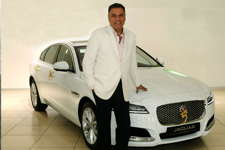 Boman Irani Is A Versatile Actor Known For His Various Off Beat Roles In  Bollywood. Boman Bought The Latest Generation Sedan From Jaguar, The XF  Last Year.
