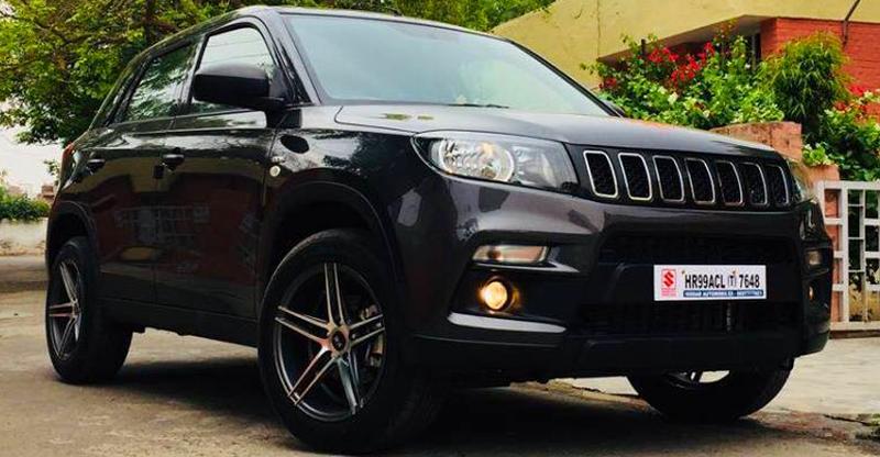 Maruti Vitara Brezza SLAYS the Jeep Compass SUV look, yet again