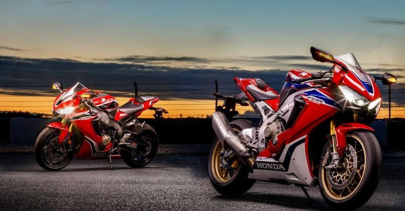 Buy a Honda CBR Fireblade, get a Honda CBR250R free