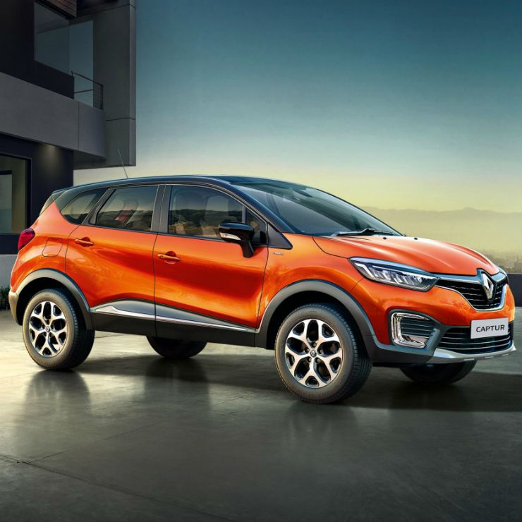 Renault Captur Suv Gets A Massive Rs 2 Lakh Discount Heres Why