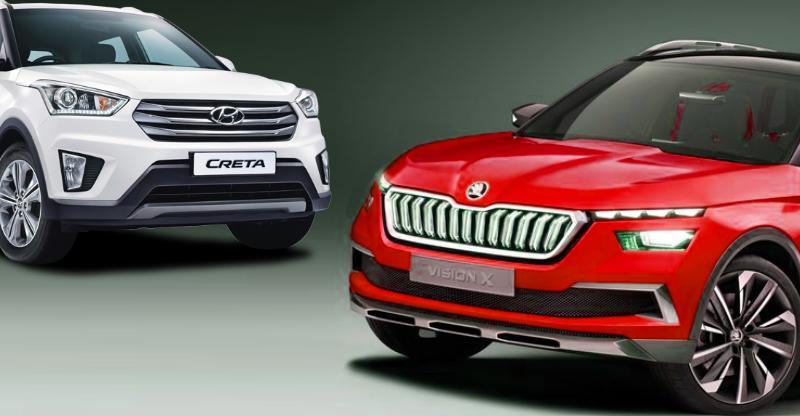 Skoda's Hyundai Creta rivaling compact SUV: Launch timeline REVEALED