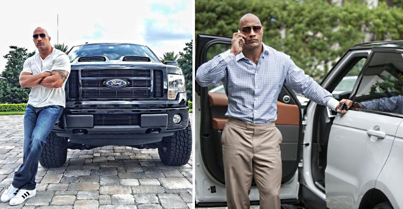Dwayne The Rock Johnson S Exotic Car Collection From
