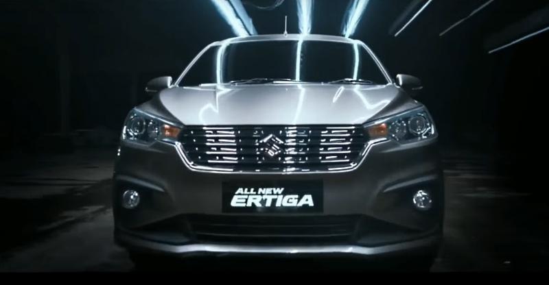 2018 Maruti Suzuki Ertiga MPV: First official video out!