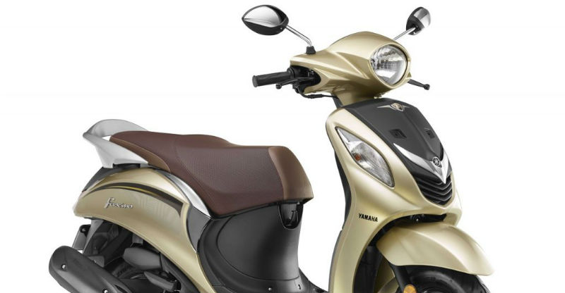 2018 Yamaha Fascino arrives to challenge the Honda Activa automatic scooter
