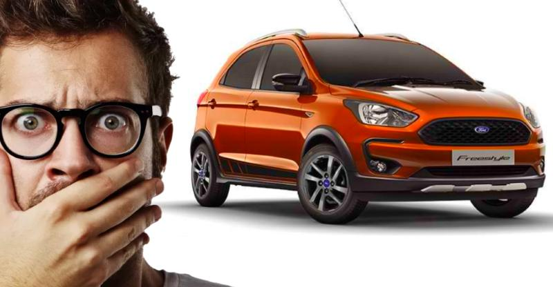 Ford Freestyle launched at TERRIFIC PRICES! Much cheaper than Hyundai i20 Active & Toyota Etios Cross