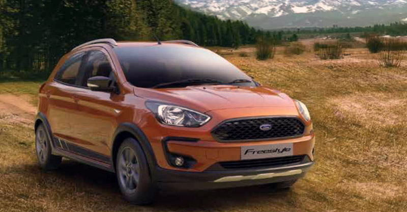 EXCLUSIVE! Ford Freestyle TVC previews features of upcoming CUV