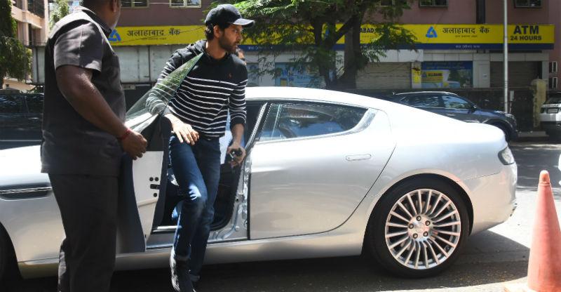 Hrithik Roshan buys an Aston Martin Rapide S